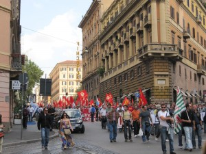 demonstration_via_cavour